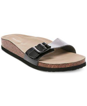 Madden Girl Baallot Sandals Women
