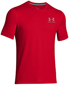 Under Armour Men's Charged Cotton® Short Sleeve Shirt