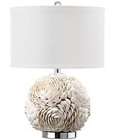 Pauley Shell Table Lamp