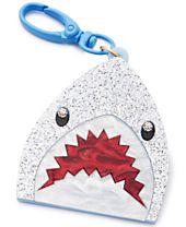 Celebrate Shop Shark Keychain