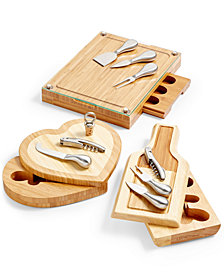 Picnic Time Wine and Cheese Cutting Board Collection