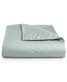 Charter Club Damask King Duvet Cover, 100% Supima Cotton 550 Thread Count, Created for Macy's