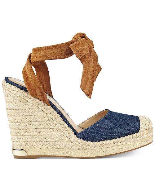 25eabbd9a10 Ivanka Trump Winikka Espadrille Wedge Sandals & Reviews - Sandals ...