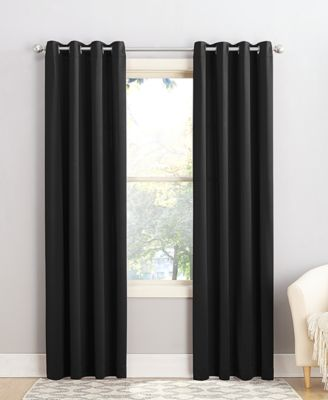 "Grant Room Darkening Grommet 54"" x 108"" Curtain Panel"