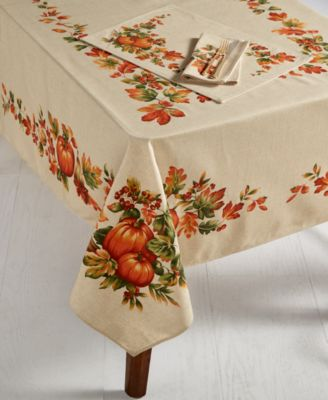 Bardwil Harvest Table Linens Collection