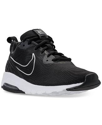 Nike Men S Air Max Motion Lw Premium Running Sneakers From