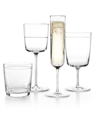 Bande Wine Glass Pair