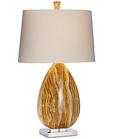 Pacific Coast Avery Stone Hedge Table lamp