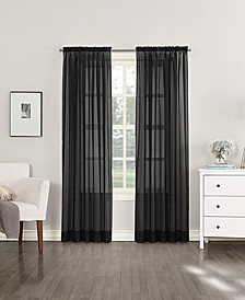 No. 918 Sheer Voile Window Treatment Collection