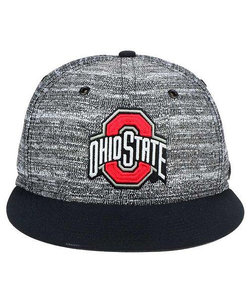 competitive price ac880 afdf9 ... Nike Ohio State Buckeyes Col True Heathered Snapback Cap ...