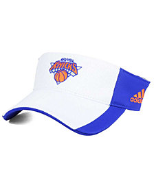 adidas New York Knicks Train Me Visor