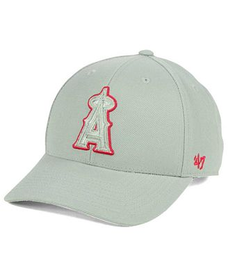 '47 Brand Los Angeles Angels of Anaheim MVP Gray TC Pop Cap