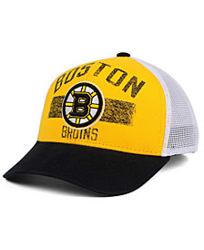 Reebok Boston Bruins Truckn Adjustable Cap
