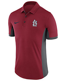 Nike Men's St. Louis Cardinals Franchise Polo