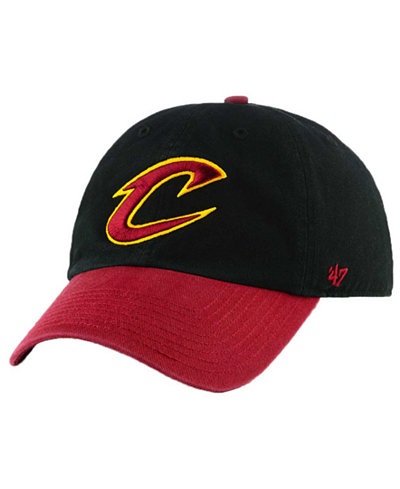 '47 Brand Cleveland Cavaliers 2-Tone Clean Up Cap