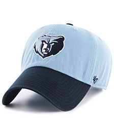 '47 Brand Memphis Grizzlies 2-Tone Clean Up Cap