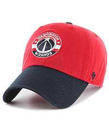 '47 Brand Washington Wizards 2-Tone Clean Up Cap