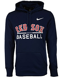 Nike Men's Boston Red Sox Therma Hoodie