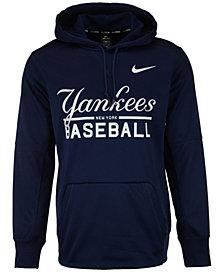 Nike Men's New York Yankees Therma Hoodie