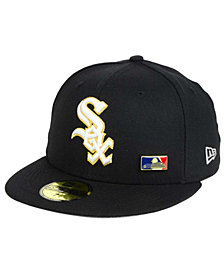 New Era Chicago White Sox Metal Man 59FIFTY Cap