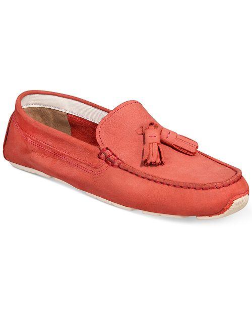 05a789adb44 Cole Haan Rodeo Tassel Driver Flats   Reviews - Flats - Shoes - Macy s