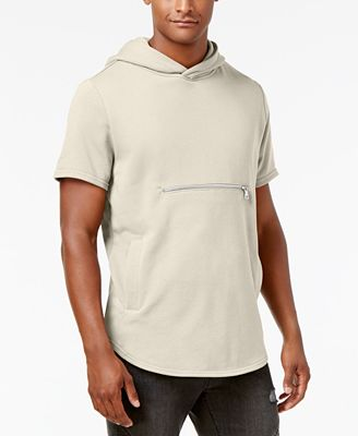 Jaywalker Men's French Terry Short-Sleeve Hoodie, Created for ...