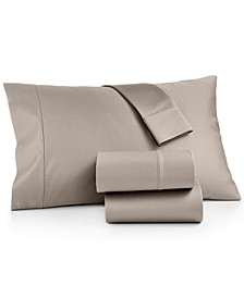 Bergen 4-Pc. Full Sheet Set, 1000 Thread Count 100% Certified Egyptian Cotton