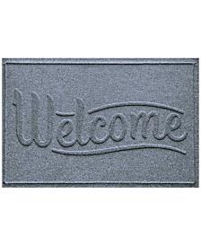 Bungalow Flooring Welcome 2' x 3' Doormat