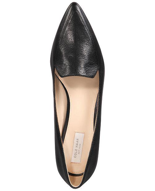 2e3d0e15aa53 Cole Haan Dellora Skimmer Flats & Reviews - Flats - Shoes - Macy's