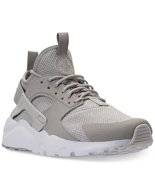 huge selection of 2f828 7150a ... Nike Men s Air Huarache Ultra Breathe Casual Sneakers from Finish ...