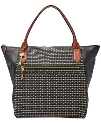 Image of Fossil Fiona Small Tote
