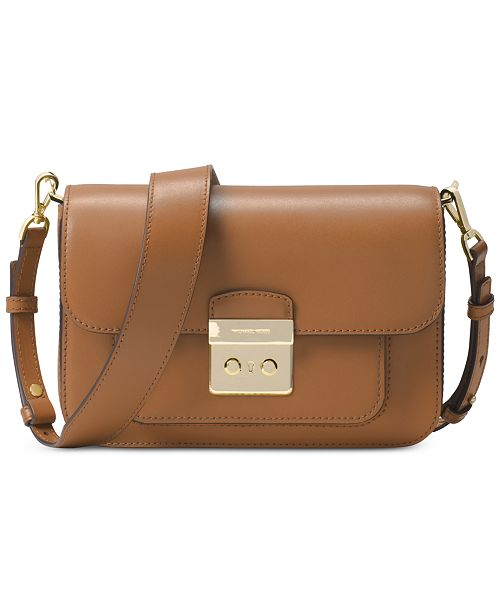 cfb0bc6fa776 Michael Kors Sloan Editor Leather Shoulder Bag & Reviews - Handbags ...