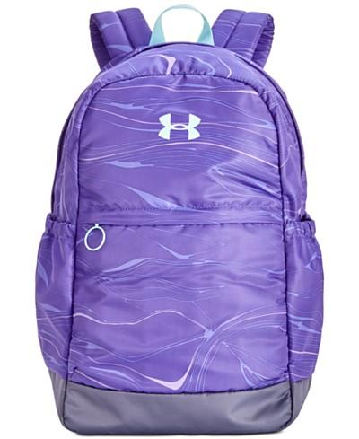 Under Armour Favorite Backpack, Little Girls (2-6X) & Big Girls (7-16)