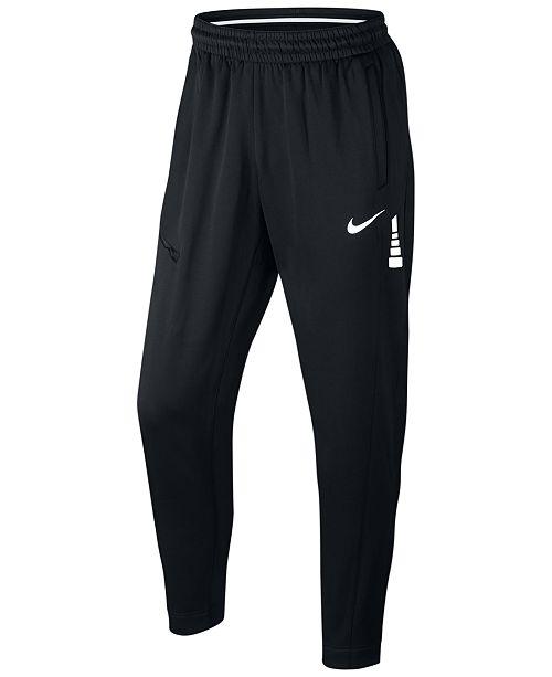 Nike Men s Therma Elite Basketball Pants  Nike Men s Therma Elite Basketball  ... 80ae7c14a