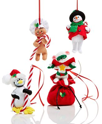 Annalee Ornament Collection