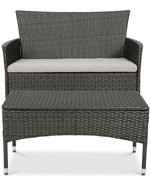 Noble House Chiese 2-Pc. Outdoor Set