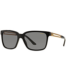 Versace Polarized Sunglasses, VE4307 58