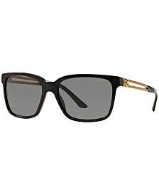 Versace Polarized Sunglasses , VE4307 58