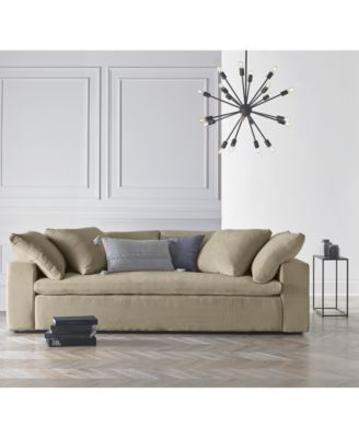 Mirtilla Deep Seater Sofa Collection Furniture Macys