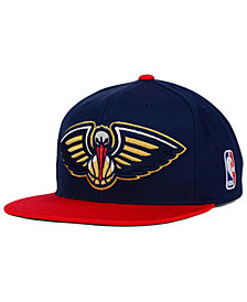 Mitchell & Ness New Orleans Pelicans XL Logo Snapback Cap