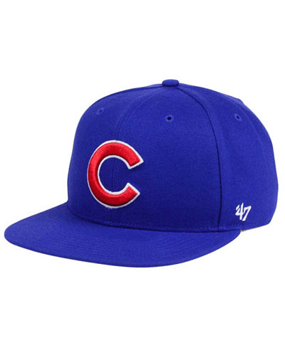 '47 Brand Chicago Cubs Team Jackie Robinson Collection