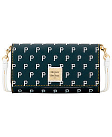 Dooney & Bourke Pittsburgh Pirates Daphne Crossbody Wallet