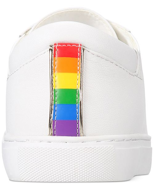 84c44201f501 Kenneth Cole New York Women s Kam Pride Rainbow Sneakers ...