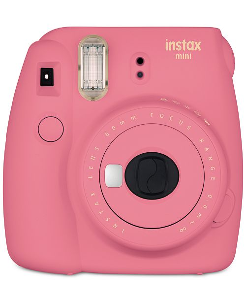 f385dded17d9 Fujifilm Instax 9 Mini Instant Camera   Reviews - Gifts   Games ...