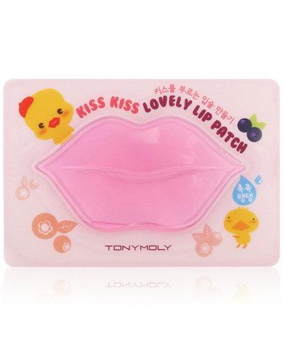 TONYMOLY Kiss Kiss Lovely Lip Patch - Blueberry