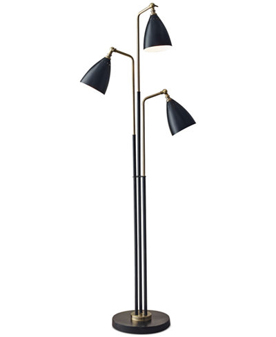Adesso Chelsea Tree Floor Lamp