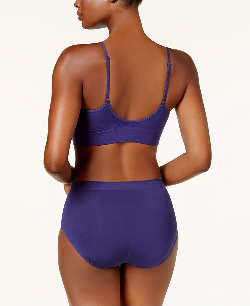 cba0428d3b Wacoal B-Smooth Full Coverage Bralette   Brief   Reviews - Bras ...