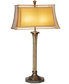 kathy ireland home by Pacific Coast Retreat Table Lamp