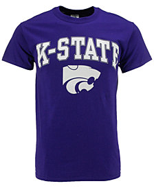 New Agenda Men's Kansas State Wildcats Midsize T-Shirt