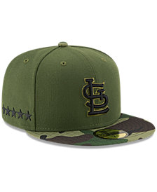 New Era St. Louis Cardinals Memorial Day 59FIFTY Cap